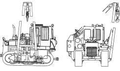 Трубоукладчики. 11 150 куб. см.