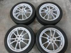 Продается комплект литых дисков Bridgestone Ecoforme R17 #1442. 7.0x17, 5x100.00, ET53