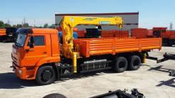 Камаз 65115. Кран Манипулятор Soosan SCS736 на -3094-23, 13 000 куб. см., 15 000 кг., 22 м.