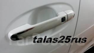 Накладка на ручки дверей. Toyota Allion, ZZT240, ZZT245, NZT240, AZT240