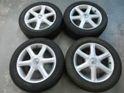 Продается комплект оригинальных литых дисков Nissan Cima R17 #1479. 7.5x17, 5x114.30, ET40