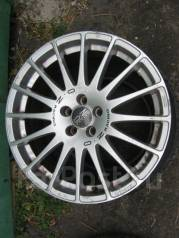 OZ Racing Superturismo GT. 7.5x18, 5x100.00, ET48, ЦО 56,1 мм.