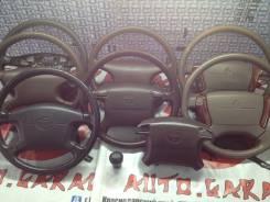 Руль. Toyota: Mark II Wagon Blit, Crown, Verossa, Mark II, Altezza, Chaser