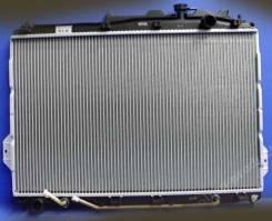 Радиатор охлаждения двигателя. Hyundai ix55