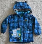 Куртки. Рост: 86-98, 98-104 см