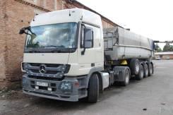 Mercedes-Benz Actros 4140K. Продаётся седельный тягач, 11 946 куб. см., 20 000 кг.