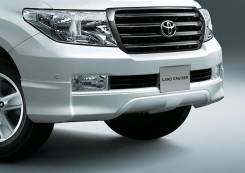 Обвес кузова аэродинамический. Toyota Land Cruiser, J200, VDJ200, UZJ200W, URJ200, UZJ200
