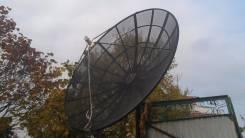 Антенны спутниковые.