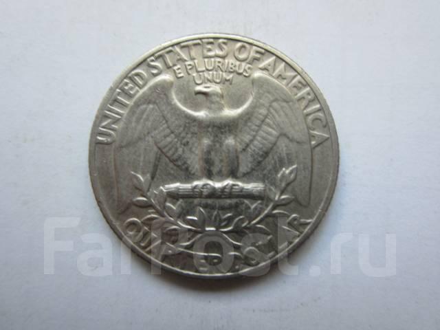 Квотеры сша 25 центов копейки 1982 года входит в коллекционированию