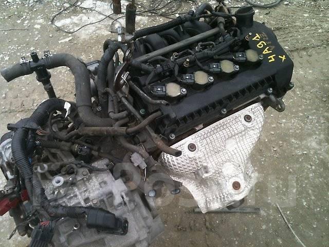 Двигатель Mitsubishi, 4A91   Установка   Гарантия до 100 дней