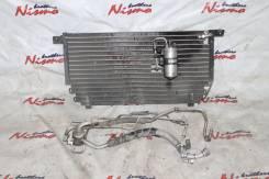 Радиатор кондиционера. Nissan 180SX Nissan Silvia, KPS13, KS13, PS13, S13 Двигатели: SR20DE, SR20DET, SR20D, SR20DT