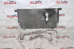 Радиатор кондиционера. Nissan Silvia, KS13, PS13, KPS13, S13 Nissan 180SX Двигатели: SR20DET, SR20D, SR20DE, SR20DT
