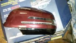 Накладка на зеркало. Mercedes-Benz C-Class, W204
