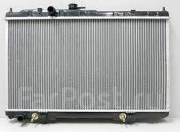 Радиатор охлаждения двигателя. Chevrolet: Lacetti, Cobalt, Lanos, Captiva, Epica, Camaro, Spark, Orlando, Cruze, Aveo