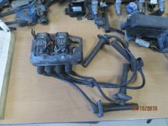 Катушка зажигания, трамблер. Mazda: Efini MS-6, Premacy, Familia, Cronos, 626, Familia S-Wagon, Autozam Clef, MPV, 323, Capella Двигатели: FSDE, FSZE...