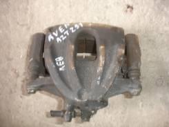 Суппорт тормозной. Toyota Avensis, AZT251 Двигатель 2AZFSE