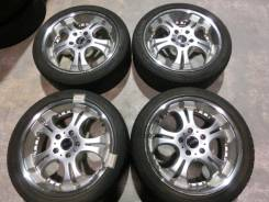Manaray Euro Design. 7.0x17, 5x114.30, ET48