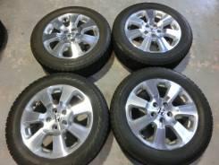 Продается комплект оригинальных литых дисков Honda Crossroad R17 #1521. 6.5x17, 5x114.30, ET50