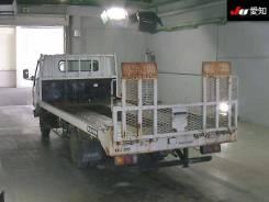Платформа эвакуаторная. Mitsubishi Canter