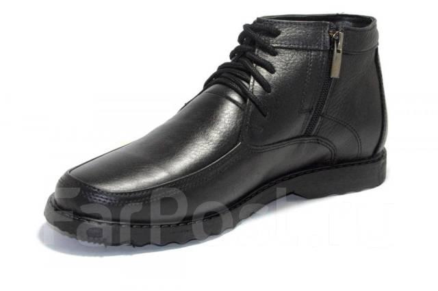 Производители рабочей обуви из натуральной кожи