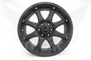Black Rhino Glamis. 9.0x20, 6x139.70, ET12, ЦО 110,0мм. Под заказ