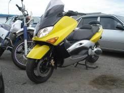 Yamaha Tmax. 499 куб. см., исправен, птс, без пробега