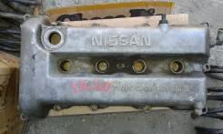 Крышка головки блока цилиндров. Nissan Bluebird, HNU14 Двигатель SR20DE