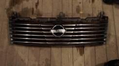 Решетка радиатора. Nissan Elgrand, E51, ME51, MNE51, NE51 Двигатели: VQ25DE, VQ35DE