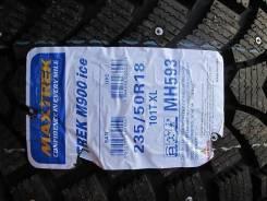Maxtrek Trek M900. Зимние, шипованные, 2015 год, без износа, 4 шт. Под заказ из Тюмени
