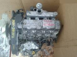 Двигатель двс Hyundai Starex (Старекс) D4BH (4D56) 2.5сс мех