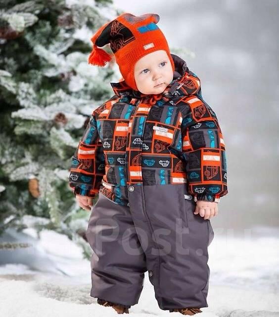 Детская зимняя финская одежда в магазине LappiKids