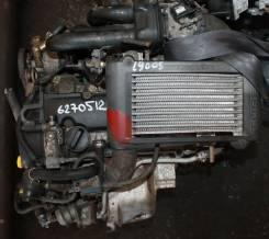 Двигатель в сборе. Daihatsu Move, L900S Двигатель EFDET