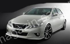 Губа. Toyota Mark X