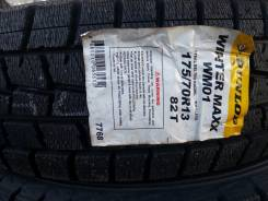 Dunlop Winter Maxx WM01. Зимние, без шипов, без износа, 2 шт