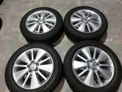 Продается комплект оригинальных дисков Honda Elysion R17 #1553. 6.5x17, 5x114.30, ET55