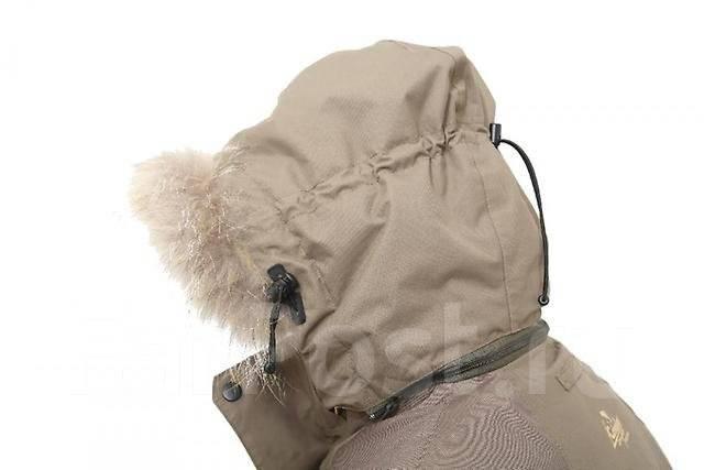 Костюм зимний Canadian Camper Alaskan -40°C для рыбалки пух+noron