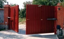 : Ворота, Ворота гаражные, - изготовление, монтаж, обслуживание