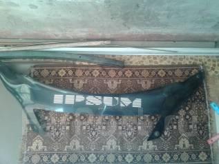 Дефлектор капота. Toyota Ipsum, ACM21W, ACM26W Двигатель 2AZFE