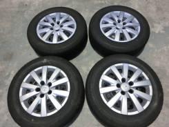 Продается комплект штампованных дисков с колпаками Toyota R16 #1579. 6.0x16, 5x114.30. Под заказ