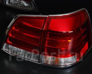 Стоп-сигнал. JAC S5 Toyota Land Cruiser
