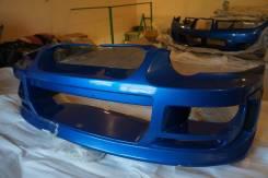 Бампер передний Chargespeed STI 2002-2005 (конь) (JDM Factory)