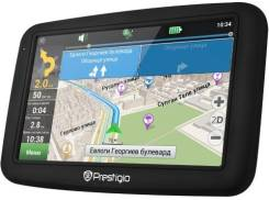 GPS-навигатор prestigio, новый