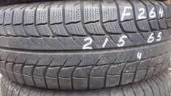 Michelin X-Ice. Зимние, без шипов, 2009 год, износ: 10%, 2 шт