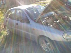 Кузов в сборе. Chevrolet Lanos