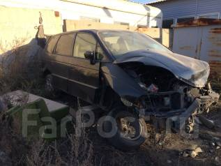 Стекло лобовое. Honda Odyssey