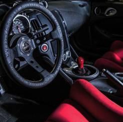 Руль. Toyota: Vitz, Aristo, Altezza, Chaser, Cresta, Mark II, Mark II Wagon Blit, MR-S, MR2, Soarer, Verossa, Supra Nissan Silvia, KS13, PS13, CS14, K...