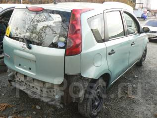 Nissan Note. E11, HR15