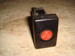 Кнопка включения аварийной сигнализации. Renault Logan