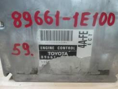 Блок управления двс. Toyota: Sprinter Trueno, Corolla Levin, Corolla, Sprinter Carib, Corolla Ceres, Sprinter Marino Двигатель 4AFE