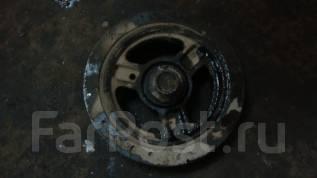 Шкив коленвала. Mazda Mazda3 MPS Двигатель 23MZRDISI